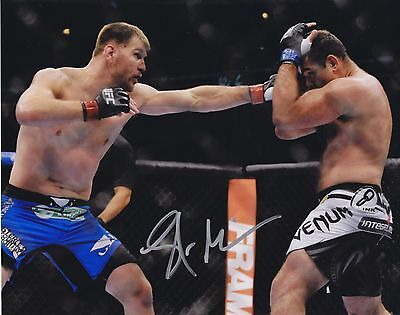 Stipe Miocic 8x10 Autographed Photo Signed UFC 198 WEC MMA TUF TOPPS A1