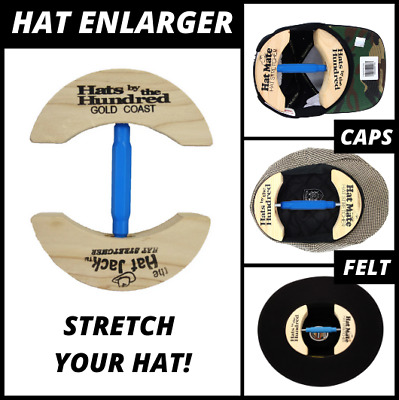 Hat Jack - Hat Stretcher - Medium 56cm-61cm