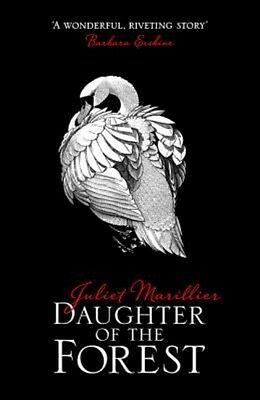 Daughter of the Forest by Juliet Marillier Paperback Book (English)