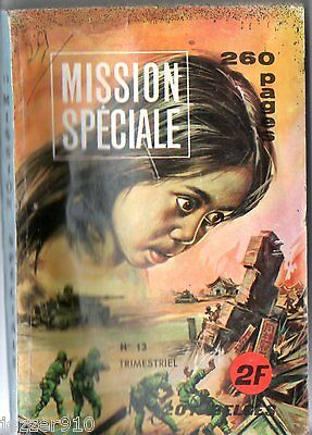 ¤ MISSION SPECIALE n°13 ¤ 1966 EDI EUROP/SEPP