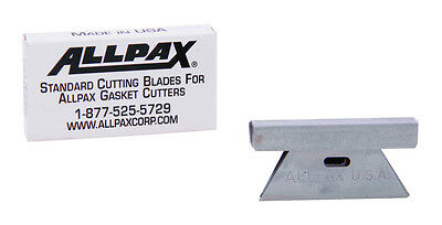 ALLPAX® Pack of 6 Standard Duty Cutting Blades For Heavy Duty Gasket Cutter Kits