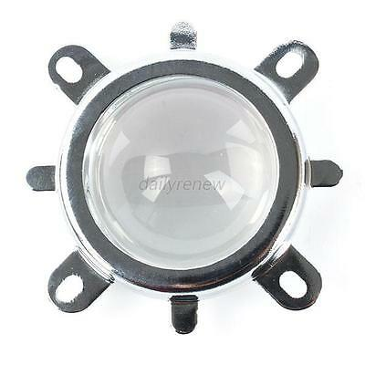 Durable Lens + Reflector Collimator + Fixed bracket For 10W-100W High Power LED