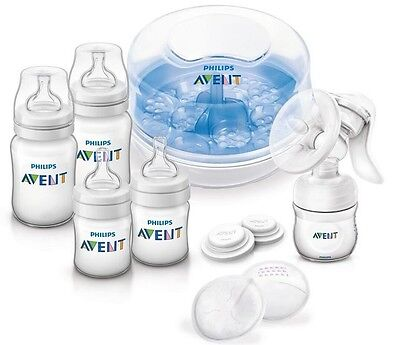 Avent Classic Essential Beginnings Gift Set