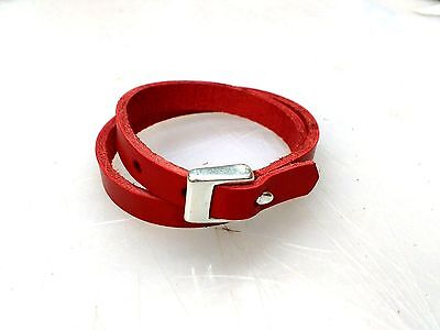 Buckle Clasps Findings For Leather Bracelet Findings  Tin Color No.828