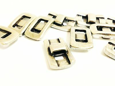 Buckle Clasps Findings For Leather Bracelet Findings  Tin Color No.827