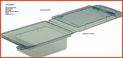 Blister Packs Euro Display Hanging Clear Plastic Boxes 53 Sizes Available