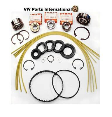 VW Golf Rallye Corrado Passat 1.8 G60 Supercharger Service Kit Belt Bearings ...