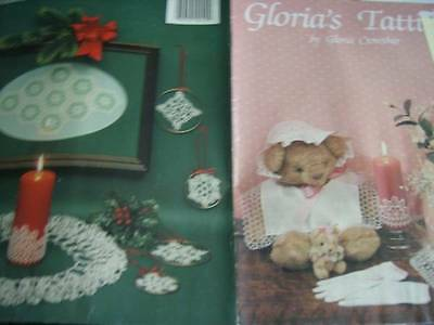 Gloria's Tatting Craft Booklet -Gloria Crowther