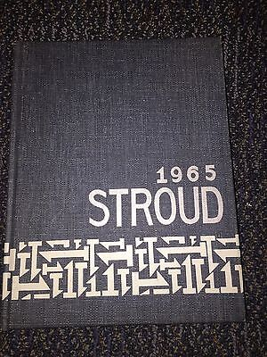 1965 East Stroudsburg State College University Yearbook Pa.  Ref. 2- *14