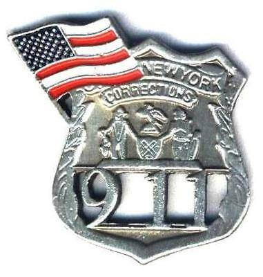 USA ABZEICHEN-Pins: NEW YORK CITY CORRECTION EMERGENCY SERVICE