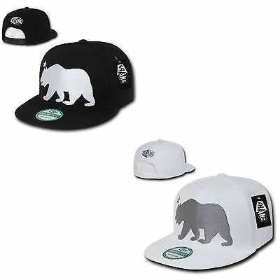 ca47c2302e7024 1 Dozen WHANG California Cali Republic Monster Snapback Hats Wholesale Lots!