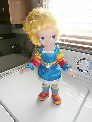 "Hallmark 2009 Large Rainbow Brite 15"" Doll"
