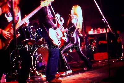 The Runaways, Joan Jett Photo Lita Ford 8x12 or 8x10 inch Live 1970's Concert 10