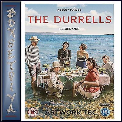 The Durrells - Complete Series 1  *Brand New Dvd***