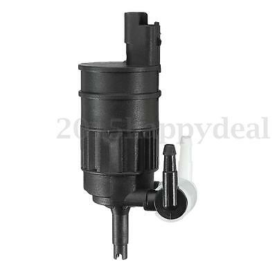 Twin Outlet Windscreen Washer Pump For Renault Clio MK2 Laguna 7700430702 98-14