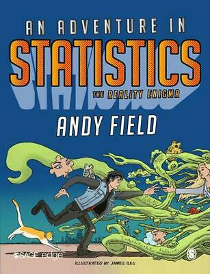 An Adventure in Statistics: The Reality Enigma 1st Edition by Andy Field (Englis