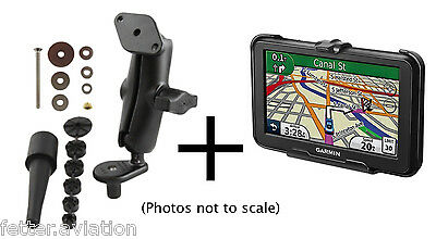 RAM Motorcycle Handlebar Mount for Garmin Nuvi 50, 50LM