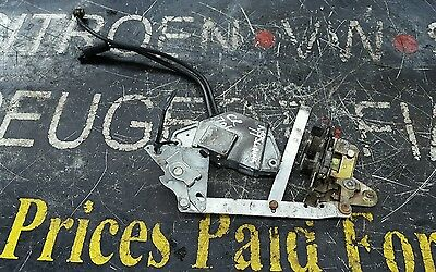 89 97 Carbodies London Taxi Fairway Ns Side Door Lock Mechanism Ref Cr706 #307