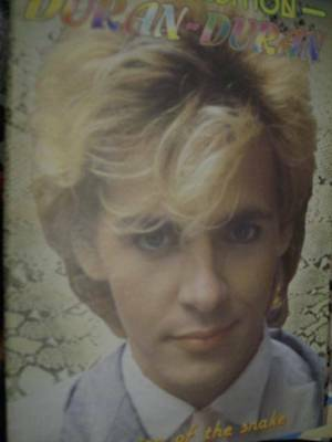 Limited Edition Magazine -Duran Duran Union Of The Snake Special Edition