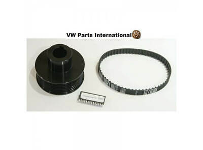 VW Golf Rallye Corrado Passat 1.8 G60 Supercharger Tuning Kit Chip Pulley Belt