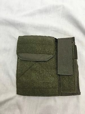 EAGLE Allied INDUSTRIES Admin Pouch W/Light RANGER GREEN RLCS 7P200