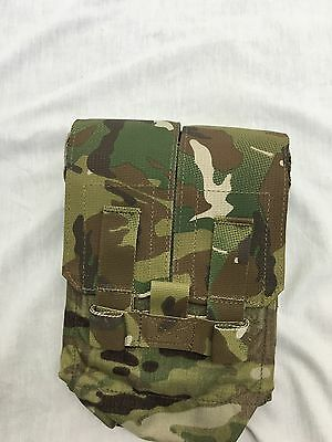 Eagle Industries Multicam 200rd SAW Pouch W/Divider & Lid 75th Ranger CAG SF USA