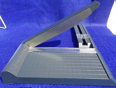 Lighthouse Guillotine Cutter For Stamp Mounts Up To 180mm, NEW
