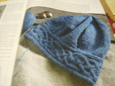 Piecework Magazine March/April 2012 Viking Cable Beret-Lavold, Bosnian Crochet,