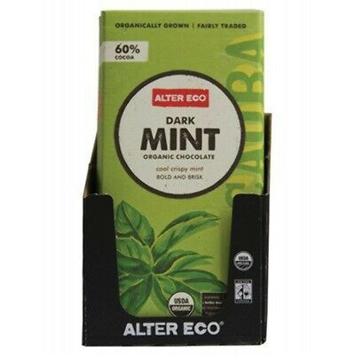 Chocolate (Organic) Dark Mint 80G Alter Eco