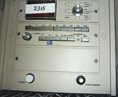 Waters Associates Abc Absorbance Detector - Model 440 ( Item # 2315A/10)