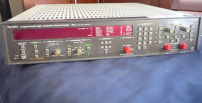 Philips Pm 6654 Programmable Timer Counter (Item# 375/4)