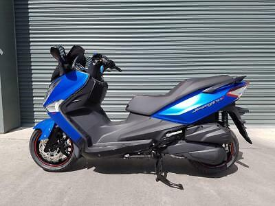 2018 JOYMAX 125 SPORT..8.9% APR.Payments from 136 pounds over 36M
