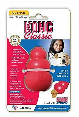 Kong Classic Dog Toy, Small, Premium Service Fast Dispatch