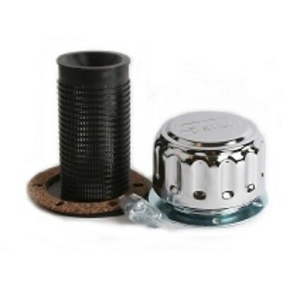 Hydraulic Filler Breather Filters 76mm 6 Hole Fixing