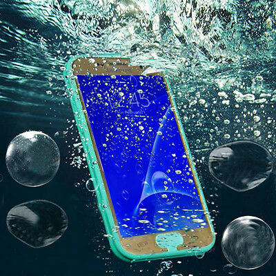 WaterProof ShockProof DirtProof Thin Case Cover For Samsung Galaxy S7 New