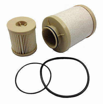 2003- 2007 Ford 6.0L Fuel Filter set FD4616 Both Upper and Lower Filter Included