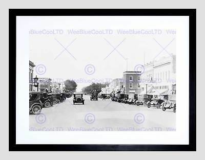 MORGAN OLDTIMER VINTAGE CAR BLACK WHITE PHOTO ART PRINT POSTER PICTURE BMP1065A