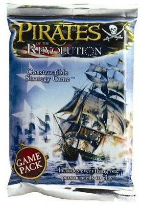 Wizkids Pirates : Pirates Of The Revolution Booster Pack X 6