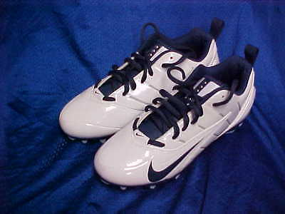 Nike Womens Speedlax III Lacrosse/Hockey Cleats White/Navy 469771 141 Size 7