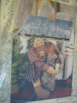 Meme's Quilts Henny And Penny Doll & Toy Sewing PATTERN