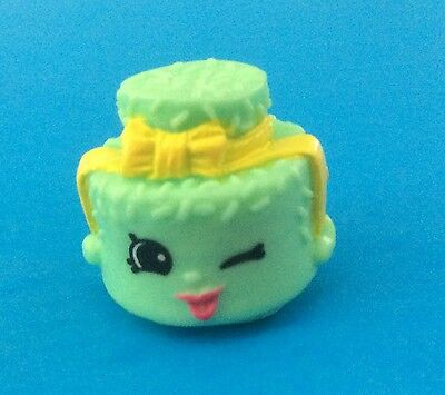 Shopkins Season 5 #05-091 SPRINKLE LEE CAKE Green Version