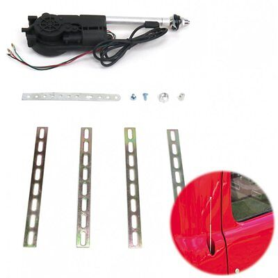 Power Antenna for 63-75 Olds H30in .75in Mask FM Boost 3ft OEM Plug