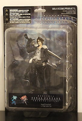 Square Enix Products Dissidia Final Fantasy Viii Squall Leonhart Trading Arts