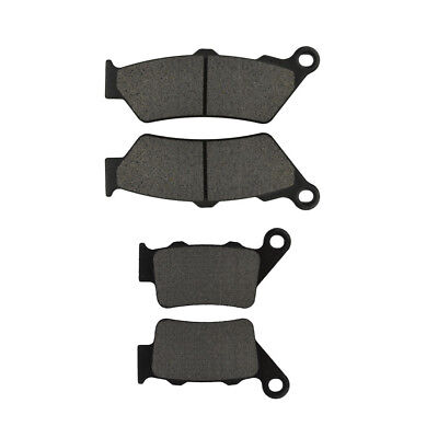 Brake Pads For BMW C1 125 200 F650GS ST CS Aprilia Pegaso 650 ie Front Rear Kit