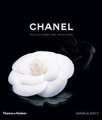 Chanel: Collections and Creations by Daniele Bott (English) Hardcover Book Free