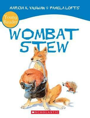 Wombat Stew by Marcia Vaughan Paperback Book