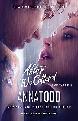 After We Collided by Anna Todd (English) Paperback Book Free Shipping!