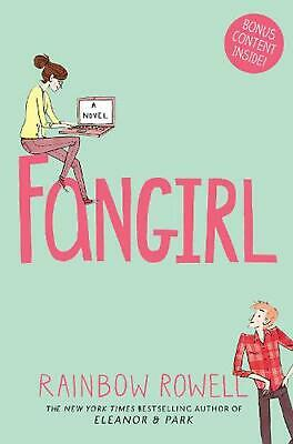 Fangirl by Rainbow Rowell Paperback Book
