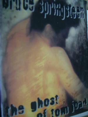 Bruce Springsteen Ghost Of Tom Joad Music Book Vocal/Guitar/Piano