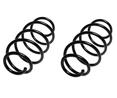 Set of 2 Front Standard Suspension Coil Springs for Saab 9-3 Convertible Pair